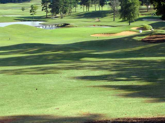 Holly Ridge Golf Links in Archdale