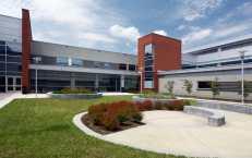 Central Regional Hospital in Butner.