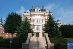 Broughton Hospital in Morganton, one of North Carolina's three state-managed psychiatric hospitals. Broughton is incorporating recovery principles into it's treatment for their patients.