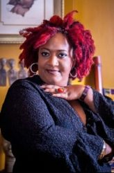 Psyche Williams-Forson is the author of Building Houses Out of Chicken Legs: Black Women, Food, & Power. Photo courtesy RAFI-USA