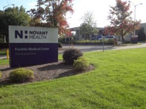As of Friday, Franklin Medical Center will be shut down. Photo credit: Taylor Sisk