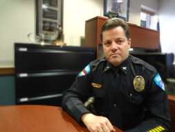 Waynesville Police Chief Bill Hollingsed takes a proactive approach to opioid addiction in his community.