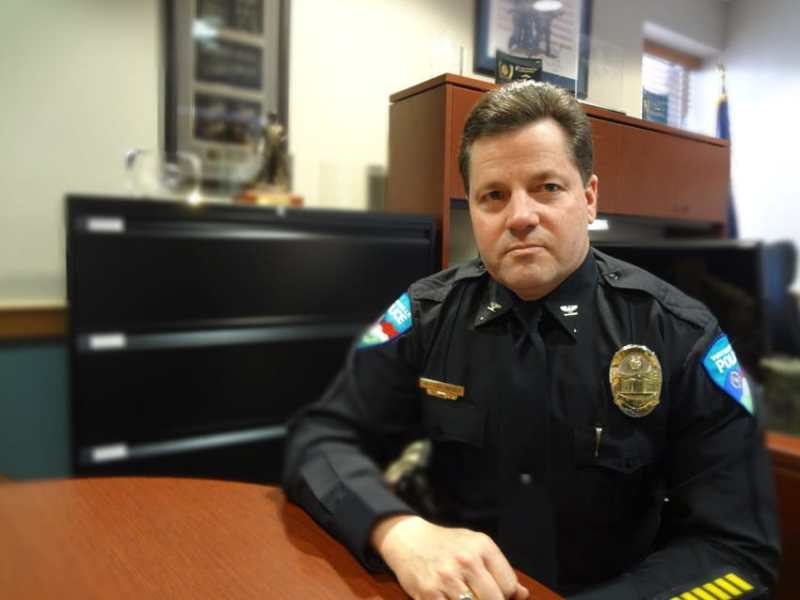 Waynesville Police Chief Bill Hollingsed takes a proactive approach to opioid addiction and overdose in his community.