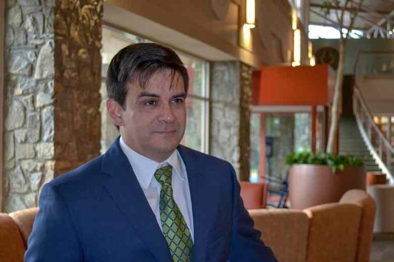 CEO of Cherokee hospital