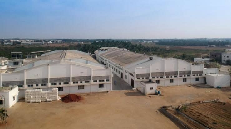 A cotton mill in Coimbatore, India, is now being used by Duke University researchers to field test a new type of toilet