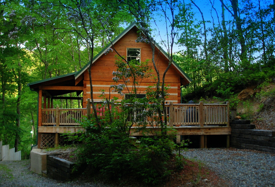 wwwNorth Carolina Log CabinRentals  Log Cabin Vacation