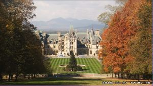 Biltmore Estate in October