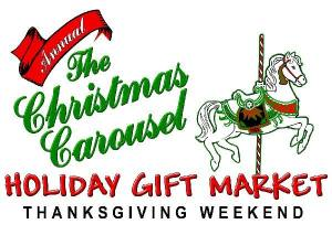 The Christmas Carousel Holiday Gift Market 2015
