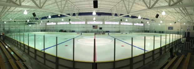 NCRC Ice Rink Panorama