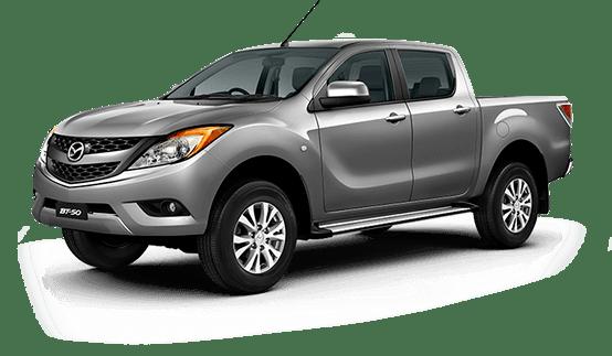 รถเช่าเชียงใหม่ Mazda BT50 PRO เมืองเหนือรถเช่า
