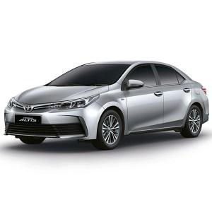 รถเช่าเชียงใหม่ รถยนต์เช่าชียงใหม่ เมืองเหนือรถเช่า เช่ารถ ขับเอง เที่ยวเชียงใหม่ TOYOTA  Altis