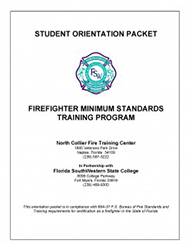 Student Orientation Packet: Firefighter Minimum Standards Training Program [PDF]