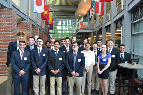 SHS students earn high accolades in High School Business Plan competition : North Colonie Central School District. Latham. NY