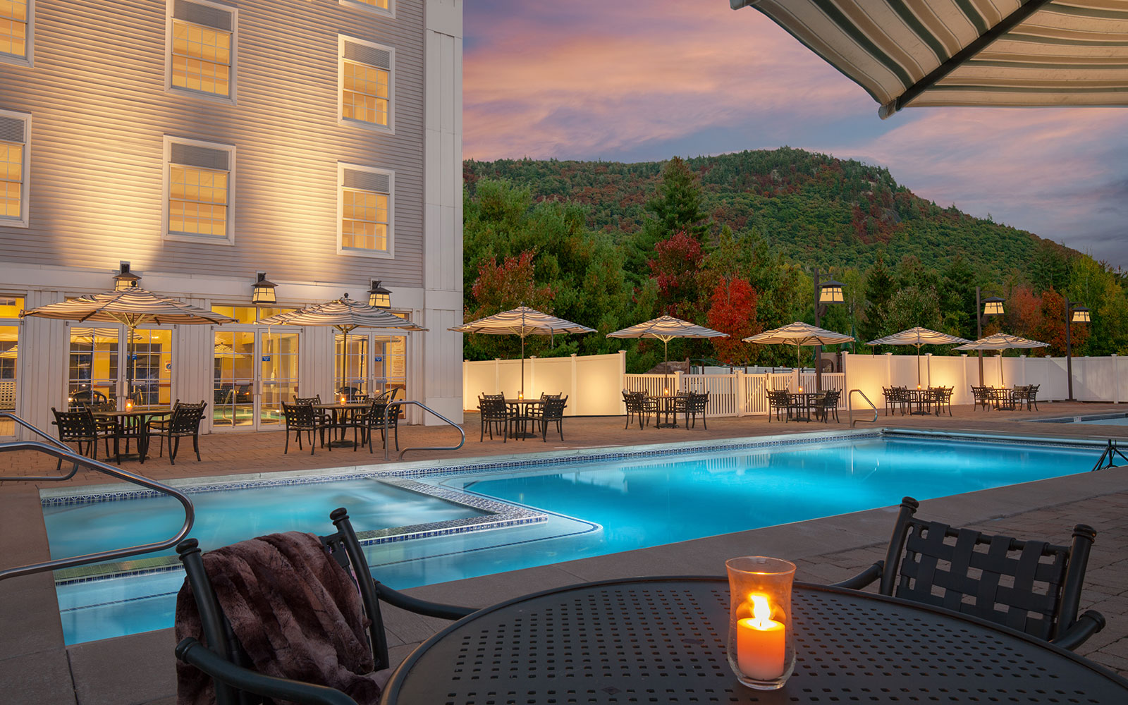 indoor outdoor chairs revolving chair in urdu north conway hotel with pools - grand