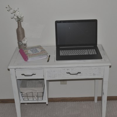 Thrift Store Desk: Upcycled