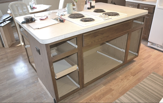 1kitchen island