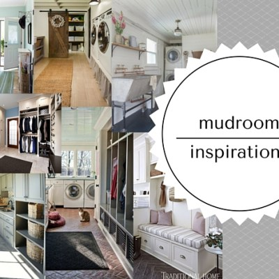 Top Seven Mudrooms for Inspiration