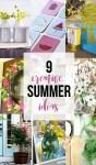 Summer Tray Makeover & Blog Hop