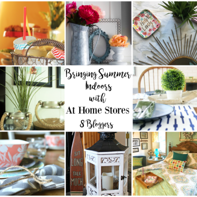 Bringing Summer into the Dining Room