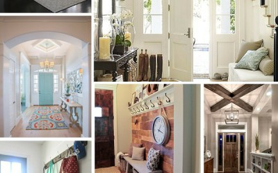Friday Inspiration: 9 Creative and Inviting Entryways