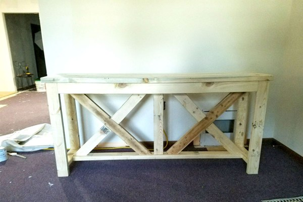 entryway-table-prepaint