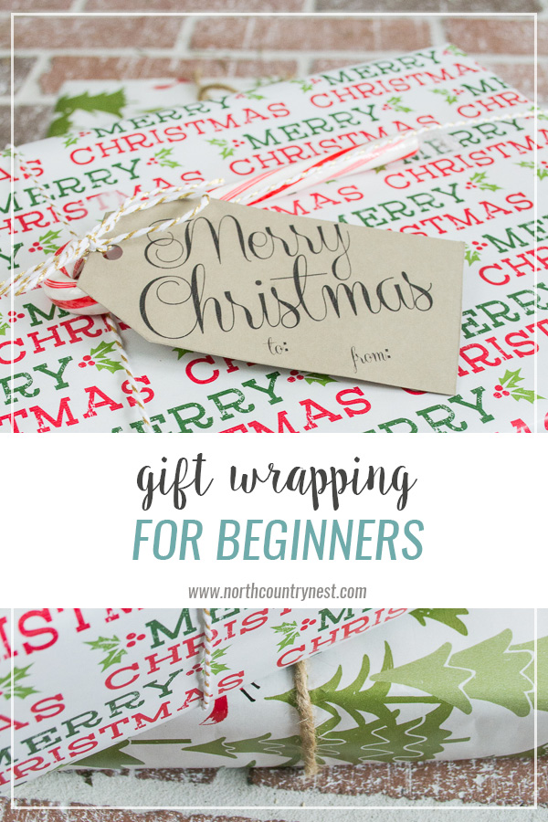 Gift Wrapping for Beginners