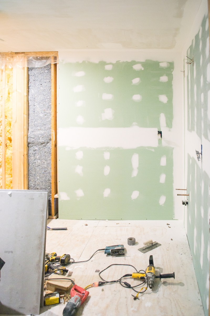 The Guest Bathroom Renovation Update