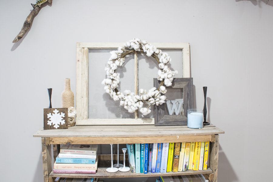 Rustic Farmhouse Winter Home Decor Crafts