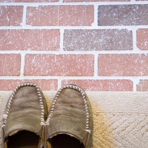 How to Lay Interior Brick Floor
