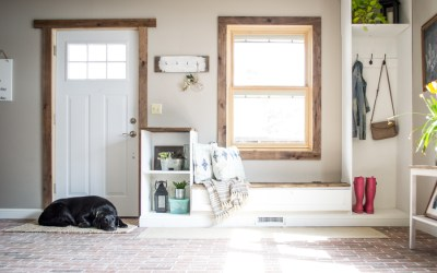 Spring Entryway Home Tour