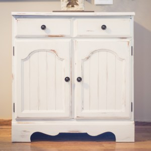 Farmhouse Pantry Cabinet Makeover