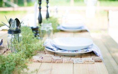 How to Make Wine Cork Placemats