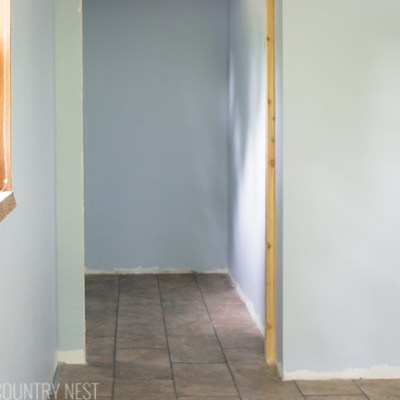 Laundry Room Renovation: Lessons From a Can of Paint