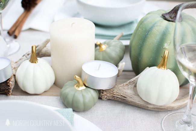 Non-Traditional Fall Decor + DIY Ideas