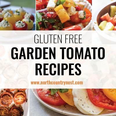 7 Gluten Free Garden Tomato Recipes