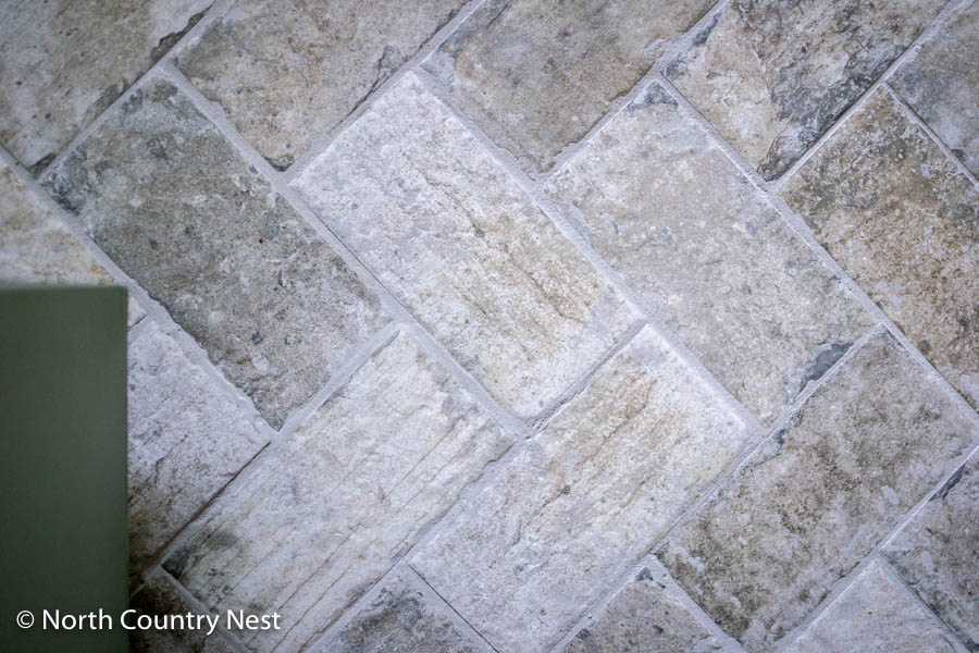 How to Clean Dried Grout | North Country Nest