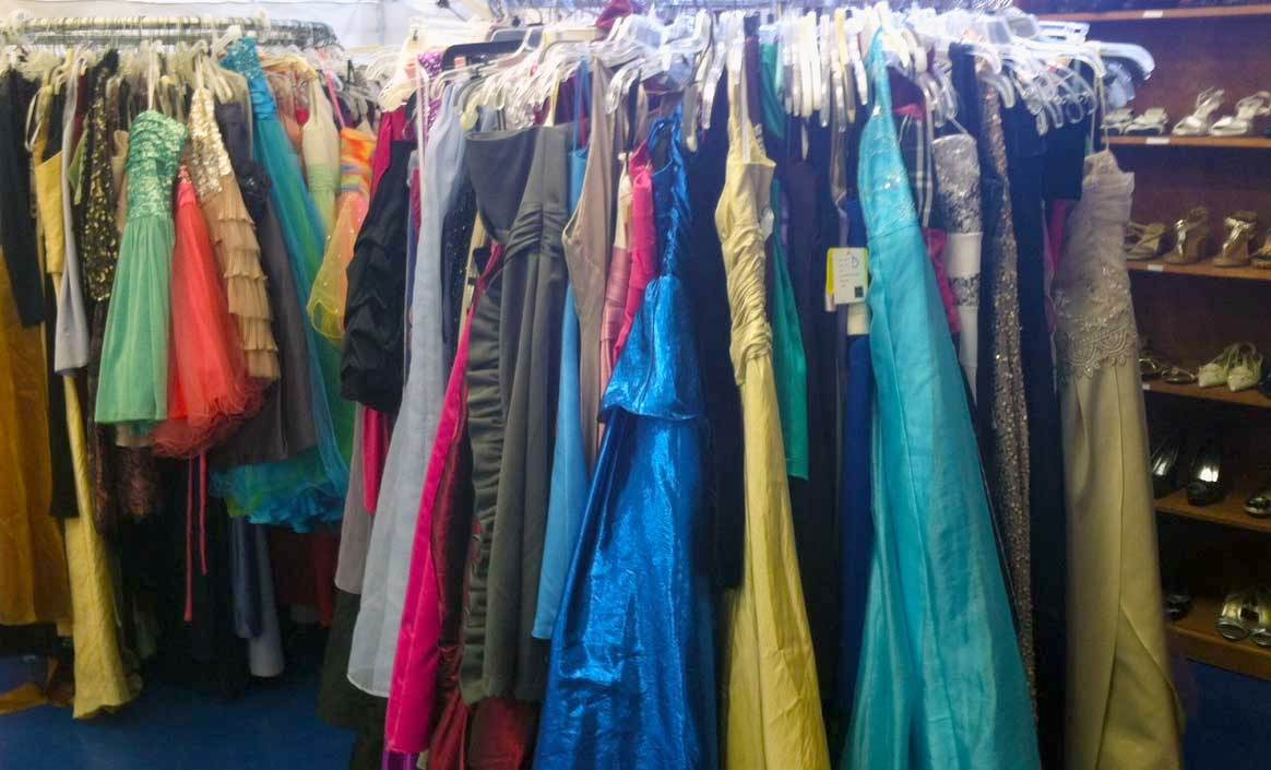 Cinderella S Closet Makes Prom Night Possible Ncpr News