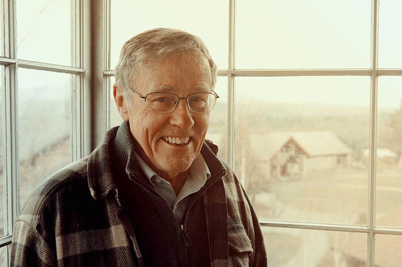 John Collins Adirondack educator activist and leader