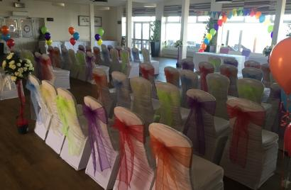 wedding chair covers devon chicco high recall 2018 cover hire north