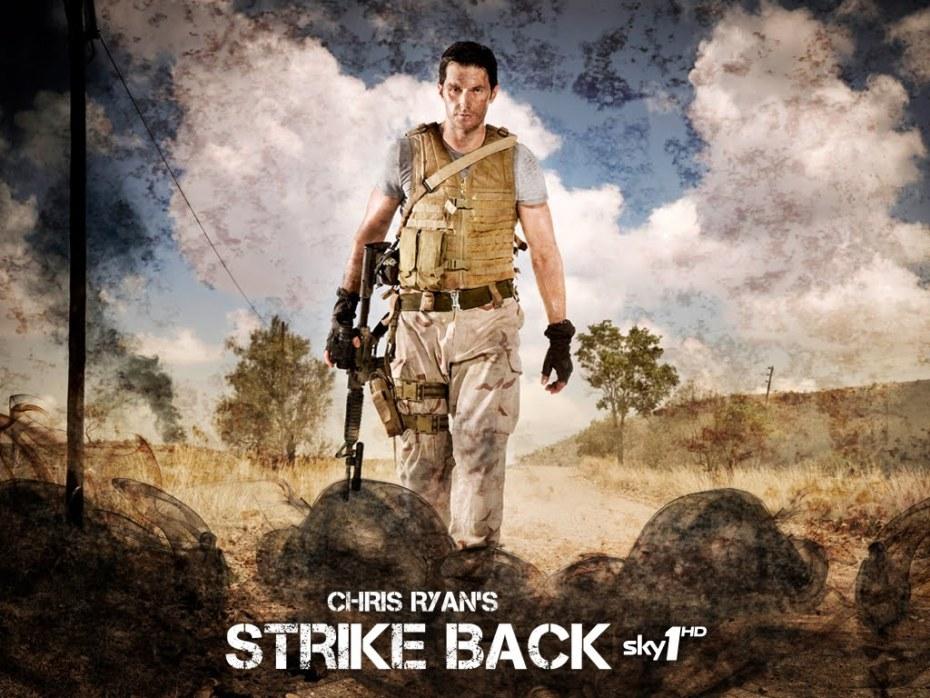 Strike Back - score composed by Ilan Eshkeri / Scott Shields / Chad Hobson. Northdog Music Publishing