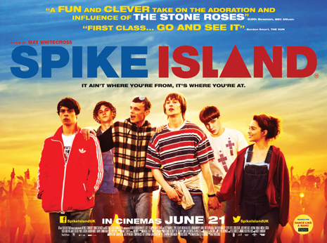 Spike Island - score by Ilan Eshkeri, Steve McLaughlin and Tim Wheeler, Northdog Music Publishing