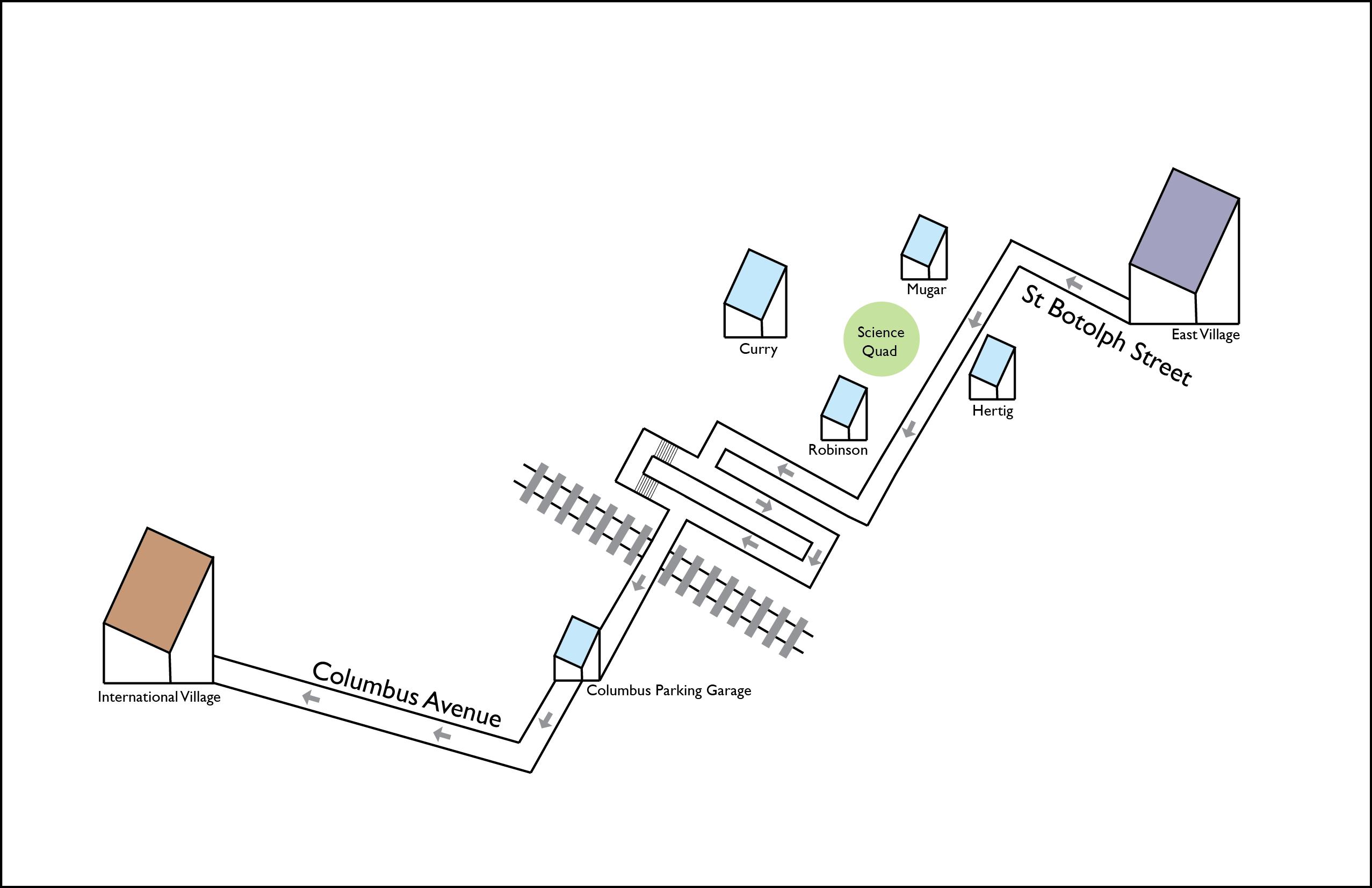 Northeastern University Housing NUterm