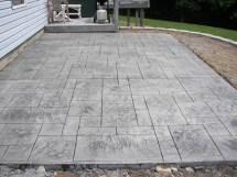 Ct' Stamped Concrete