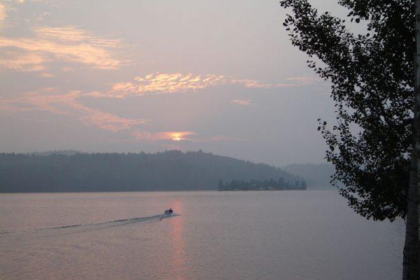 Agnew Lake Lodge Northeastern Ontario Canada Agnew