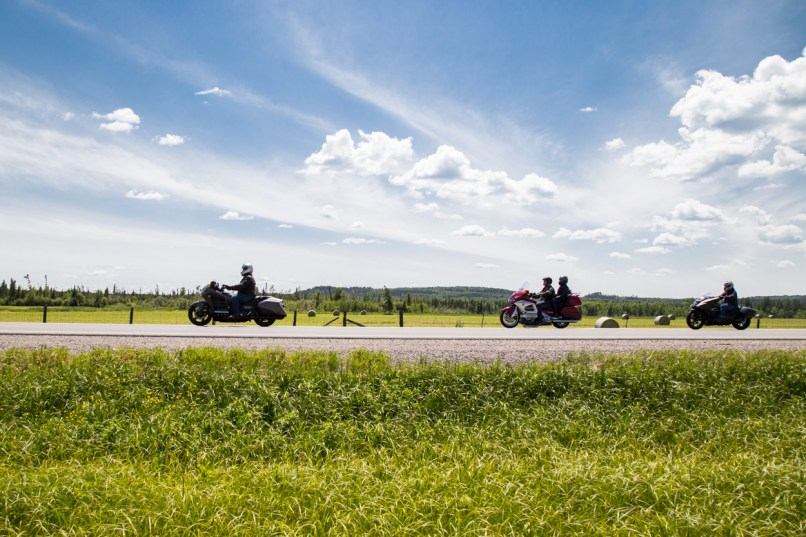 Top 5 Motorcycle Touring Routes