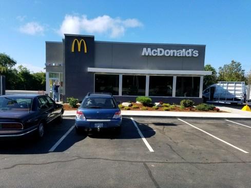 McDonald's - Cumberland, RI