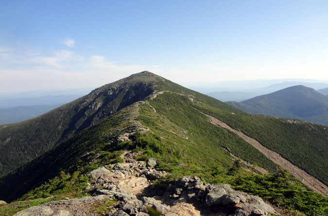 Mt. Lincoln View of Mt. Lafayette