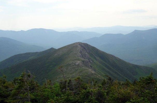 Bondcliff in NH White Mountains