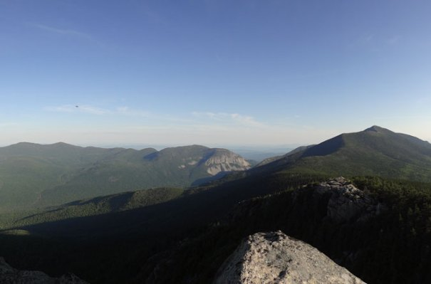 Mt. Liberty View of Franconia Ridge