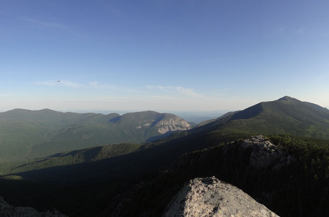 Mt. Liberty View of Franconia Ridge